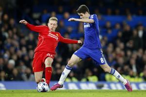 Chelsea, a la final de la Copa de la Liga inglesa