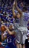 Men's Top 25 Basketball: Kansas St. unloads on new No. 1