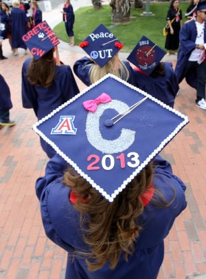 UA ends winter commencement to focus on spring fanfare