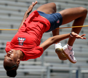 Arizona Track and Field Patrick Finley: For Barrett, finale is leap of faith