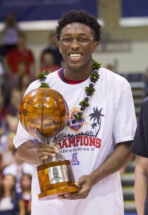 UA basketball: Opposing coach says Johnson's 'terrific'