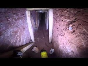 Naco drug smuggling tunnel
