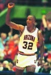 University of Arizona forward Sean Elliott