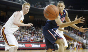 Photo gallery: Seattle Pacific 69, Arizona 68