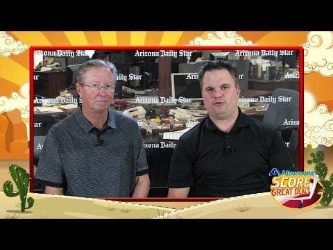 Hansen video: Cats prepare for the Fiesta Bowl