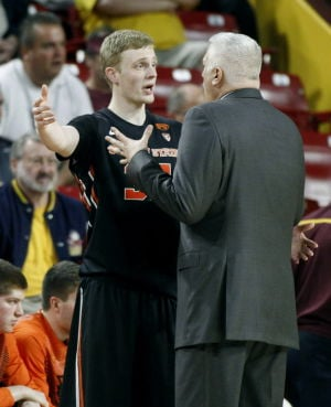 OSU forward hopes to heat up against Wildcats
