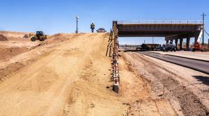 Road Runner: North Oracle Road project almost done