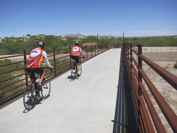 Road Runner: Slow down, county tells cyclists on Loop trail