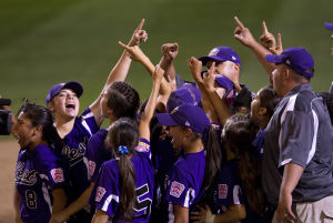Photos: Sunnyside softball wins Little League World Series