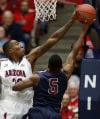 Arizona Men's Basketball vs Fairleigh Dickinson