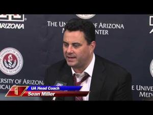 UA basketball: Highlights from Sean Miller press conference