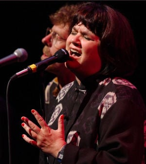 Linda Ronstadt confronts Parkinson's disease