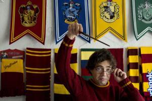 Mexicano es el mayor coleccionista de Harry Potter
