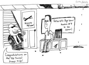 Students and Election 2014: Student cartoons 2