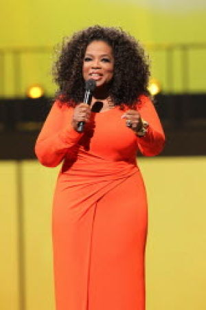 Oprah is a bestselling author