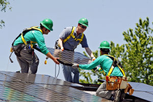 SolarCity sues SRP over new fee for rooftop solar customers