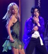 Britney Spears and Michael Jackson