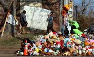 Decision still awaited from Ferguson grand jury