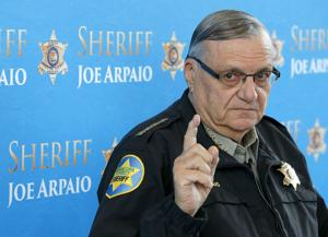 Arpaio to end squad targeting immigrant ID theft