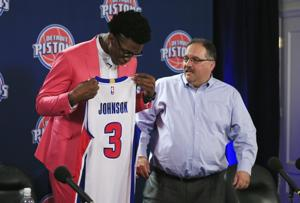 Arizona basketball: Johnson confident Pistons made right choice