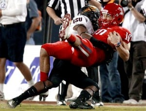 Photos: Arizona vs. Arizona State college football