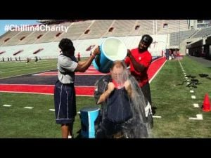 Video: Dudek #Chillin4Charity