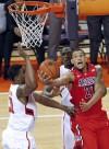 UA vs. Clemson basketball