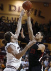 Pac-12 Ten treys help Cardinal sink ASU, rebound from UA loss