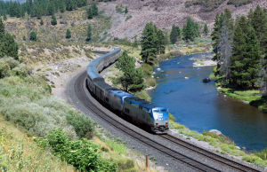 California Zephyr is a breath of fresh air