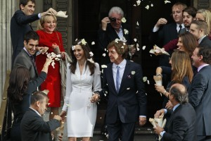 Photo gallery: Paul McCartney weds