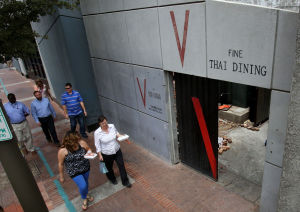 Tucson's V Modern Thai Restaurant now closed