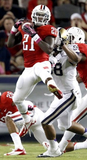 Arizona Football: Cats' cruel bounce of fate