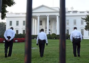 Intruso de Casa Blanca tenía municiones en auto