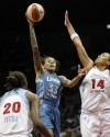 WNBA: Defensive approach helps Lynx, Augustus complete sweep for title