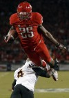 Arizona football notebook UA's Carey sets rushing mark, leaves with injury