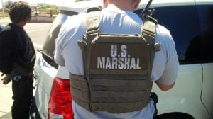 Riding with U.S. marshals as they nab fugitives