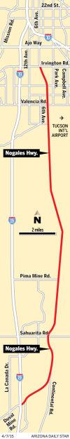 Nogales Highway