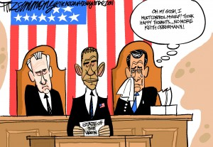Cartoon Caption Contest: Week of Jan. 24th