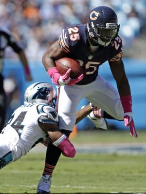 Photos: Ex-Cat Ka'Deem Carey in the NFL