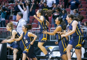 Girls basketball state playoffs: Flowing Wells 41, Seton Catholic 34: FW puts game on the line