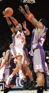 Suns hit 16 threes in win over Knicks