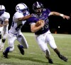 Rincon High 63, Catalina 0