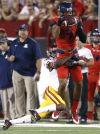 Arizona football: Richards no longer just any guy