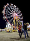 Spring Fling sets visitors in motion