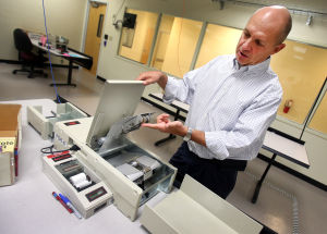 Supervisors back plan to buy nearly $900k in new election equipment.