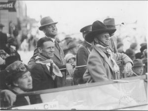 Street Smarts: Kramer Ave. named for winter visitor who helped start rodeo, parade in 1925