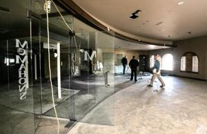 McMahon's steakhouse transforming into offices