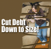 Downsize your debt!