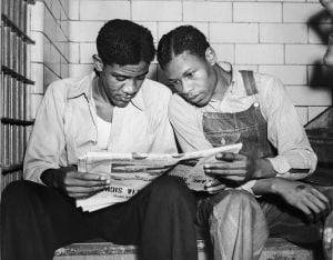 Photos: More work ahead in Alabama for Scottsboro Boys' pardons