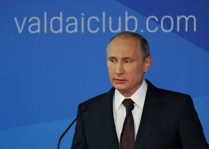 Putin acusa a EEUU de minar estabilidad global